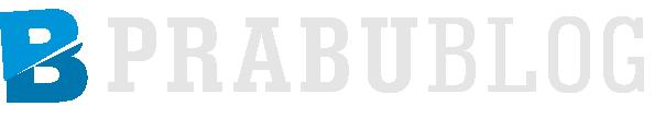 Prabu Blog